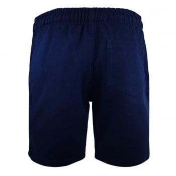 Bermuda Moletom Masculina Premium Navy Blue Praiar