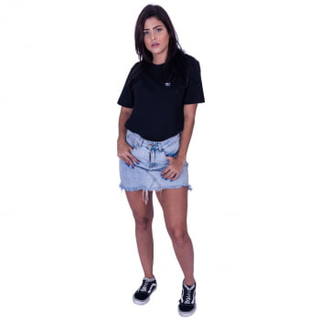 Camiseta Básica Preta Praiar