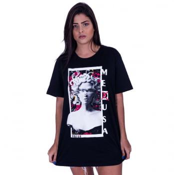 Camiseta Estampada Medusa Praiar